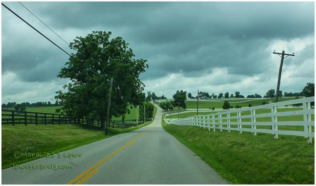 Van Meter Road, Bluegrass Tour