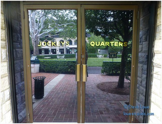 Jockeys Quarters