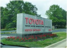 Toyota Car Plant