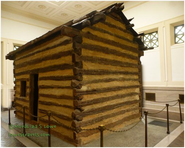 Lincoln Birthplace Cabin