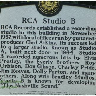 RCA Studio B
