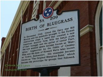 Birth of Blue Grass
