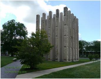 Batholomew County Memorial for Veterans