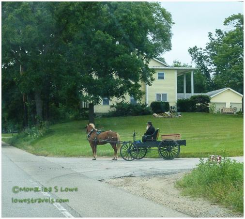 Along The Heritage Trail Amish Country In Indiana