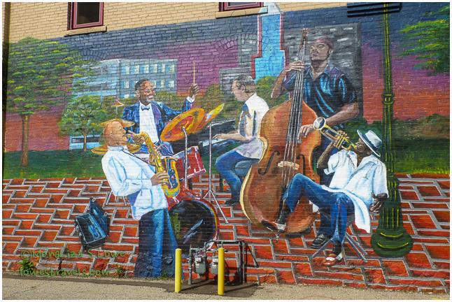 Band Mural
