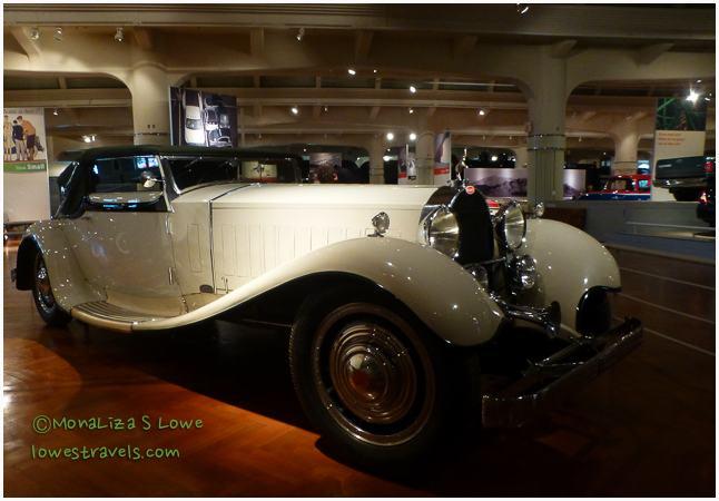 Duesenberg Henry Ford Museum