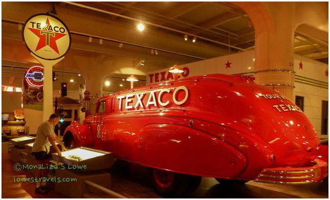 1939 Texaco tanker
