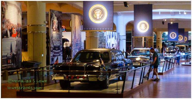 Presidential Limousines, Henry Ford Museum