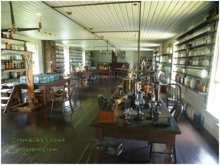Edison Shop- Greenfield Village