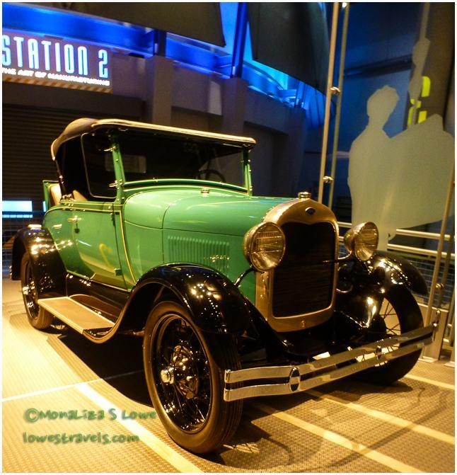 1929 Model A