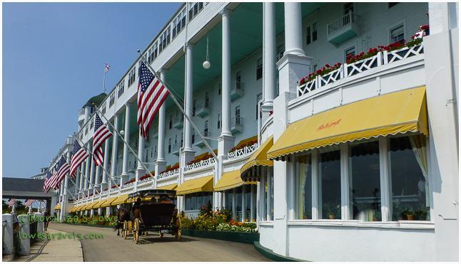 Grand Hotel's Porch