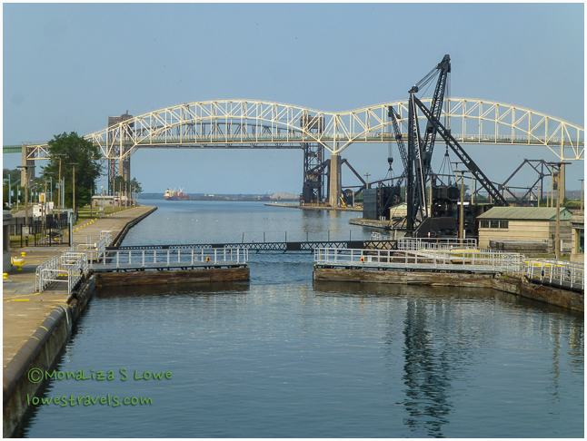 MacArthur Lock, Soo Locks