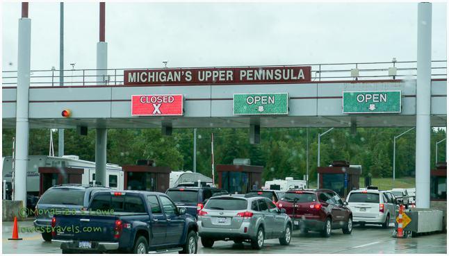 Michigans, Upper Peninsula