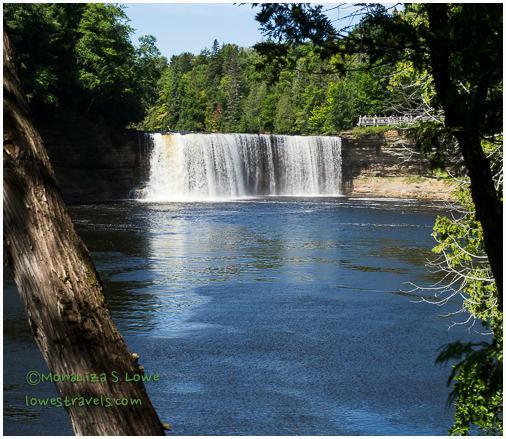 Upper Tahaquamenon Falls