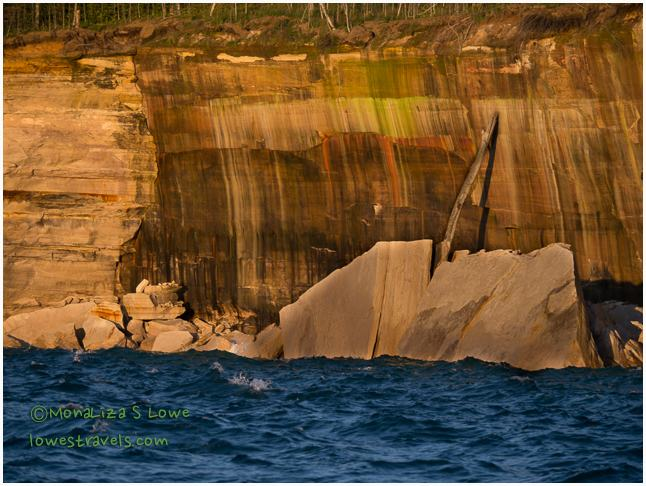 Indian Drum, Pictured Rocks