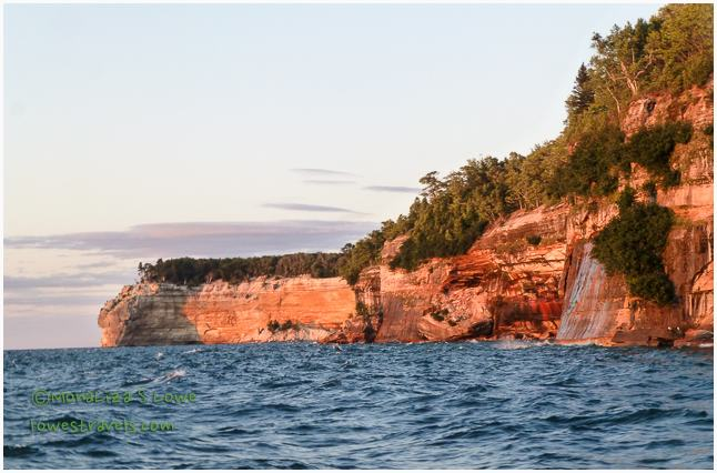 Indian Head, Pictured Rocks