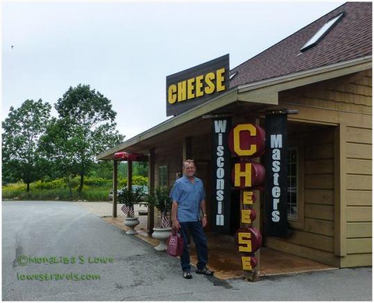 Cheese Tasting, Door County