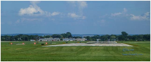 Wittman Regional Airport.