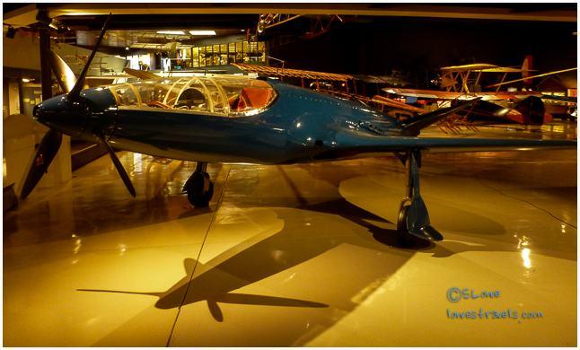 Bugatti racing plane
