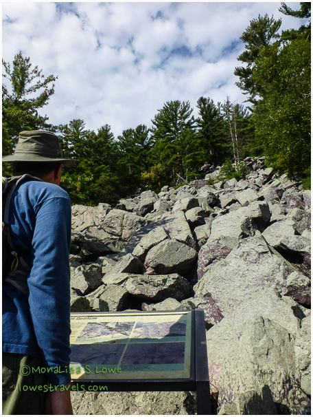Tumbled Rock Trail