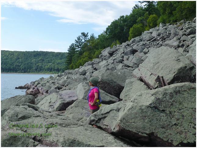 Tumble Rocks Trail