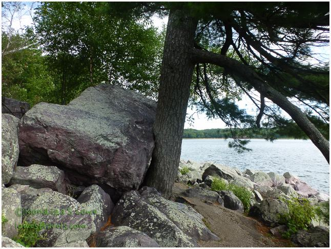 Tumbled Rocks Trail