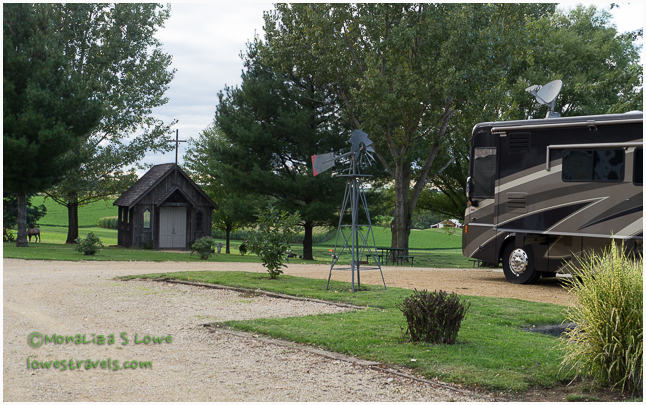 Rustic Barn Campground