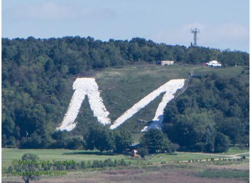The Big M, Platteville, WI