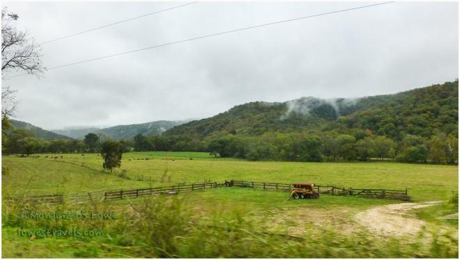 Boxley Valley, Ar