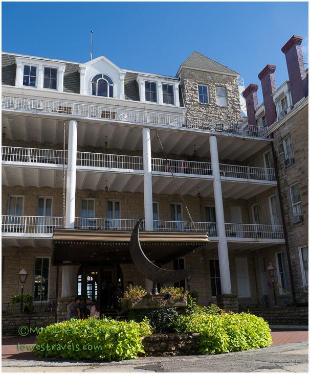 Historic Crescent Hotel