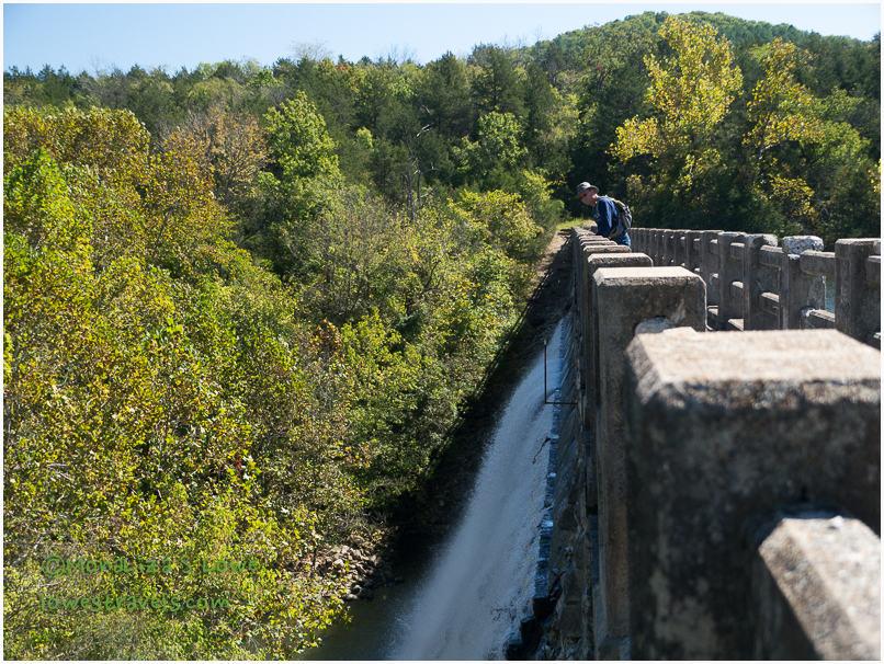 Leatherwood Dam
