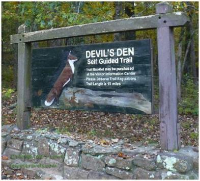Devils Den State Park