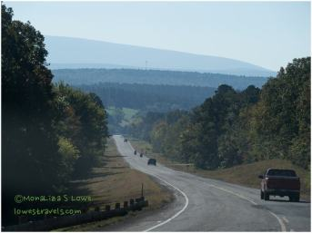 Highway 259 Oklahoma