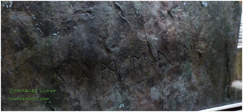 Heavener Runestone.
