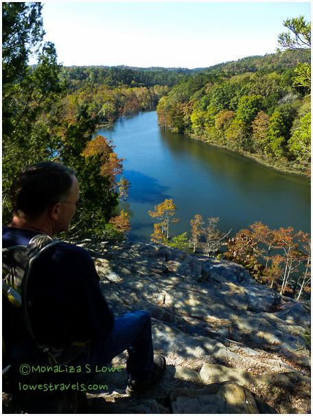 Beavers Bend, Lower Fork Mountain River