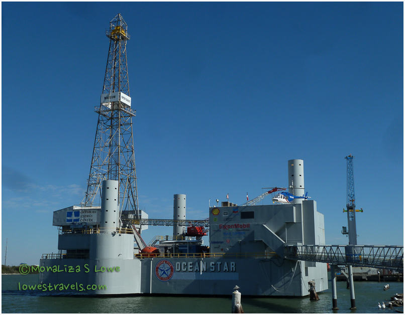 Ocean Star offshore oilrig