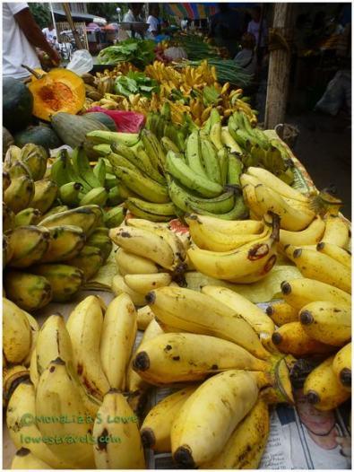 Yum! 5 varieties of banana