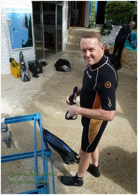 Scuba Diving in Moalboal