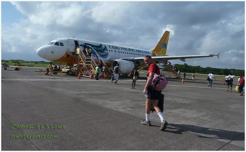 Cebu Interanational Airport
