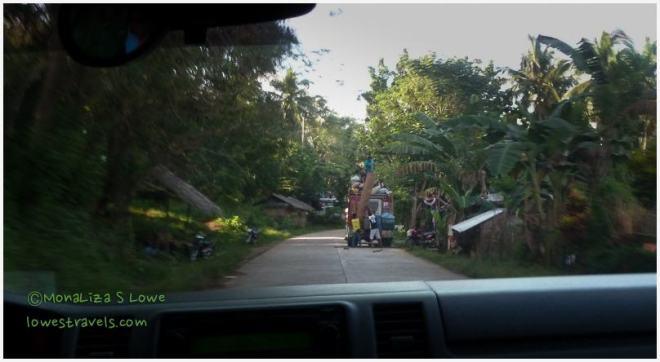 Highway to Sabang, Palawan