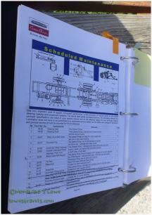 RV Maintenance Checklist