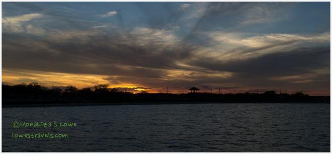 Sunset at Riviera, Texas