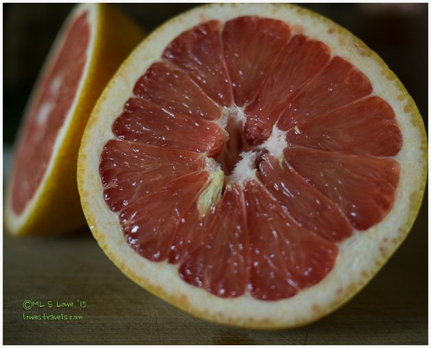 Rio Grande Valley grapefruit