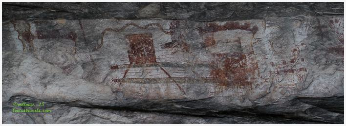 Fate Bell Shelter Rock Art