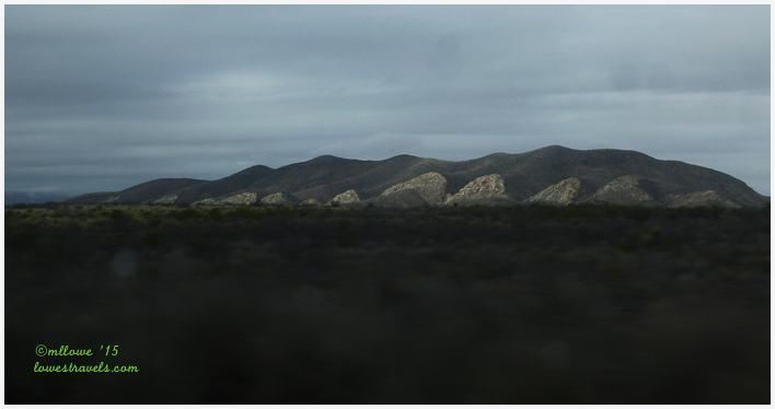 Flat Iron Mountains