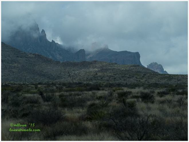Chisos Mountain
