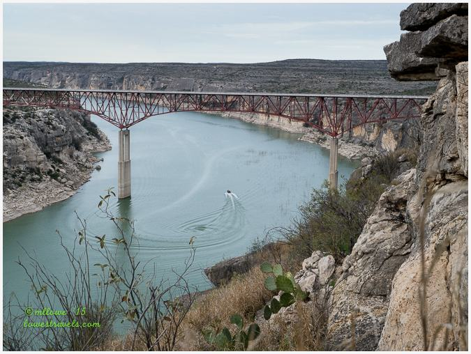 Pecos River High Bridge