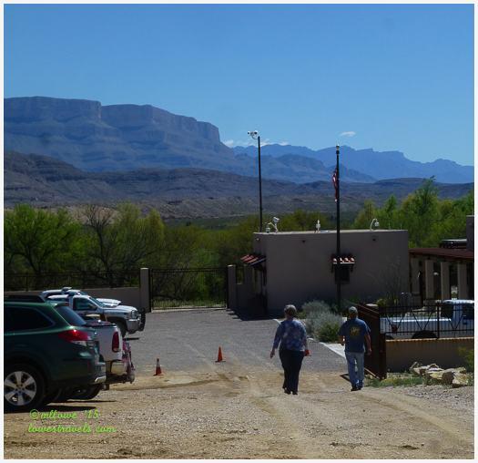 Boquillas Border Crossing