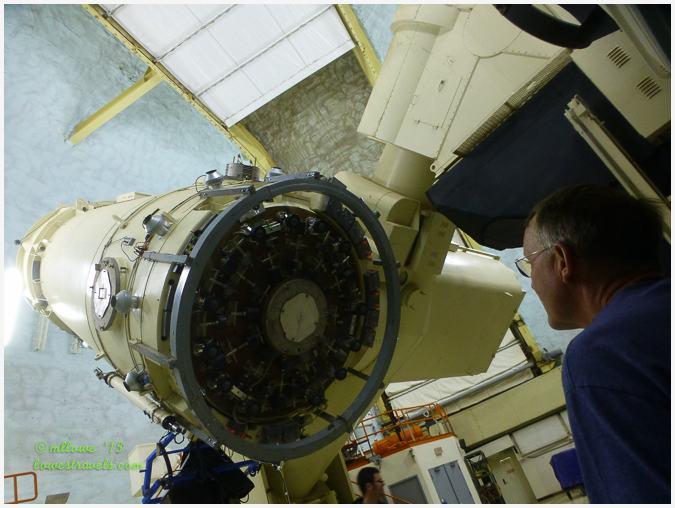 Harlan J Smith Telescope