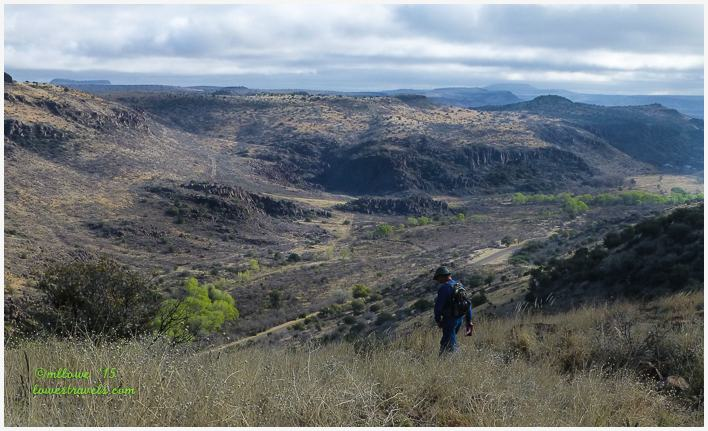 Limpia Canyon Davis Mountains